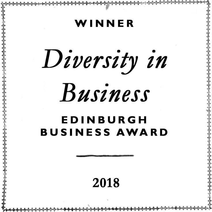 Diversity In Business Award 2018 - Edinburgh Business Award