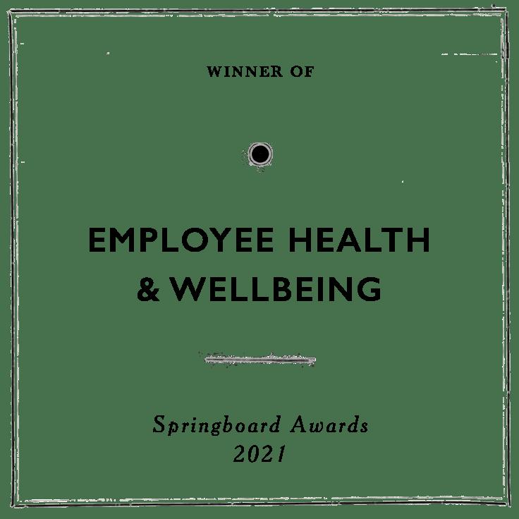Employee Health & Wellbeing