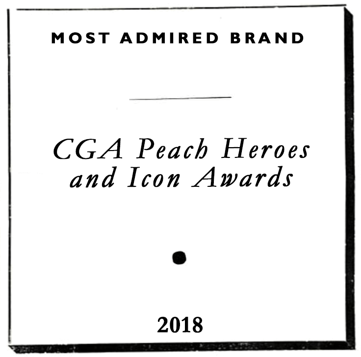 Most Admired Brand