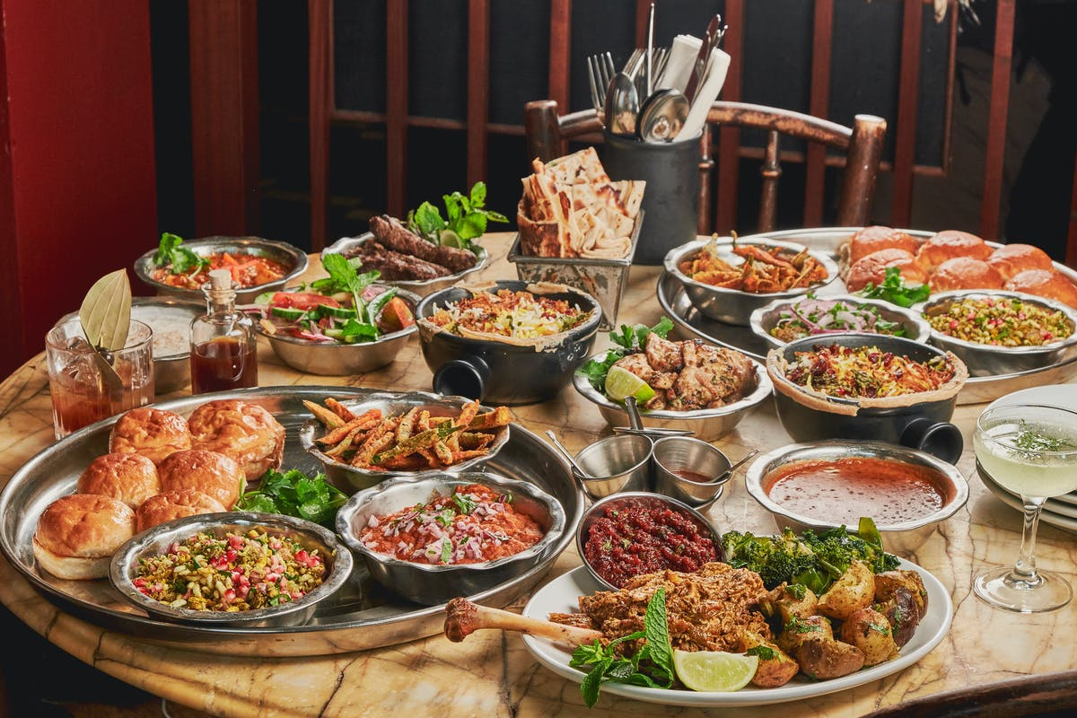 Celebrate Christmas With Dishoom