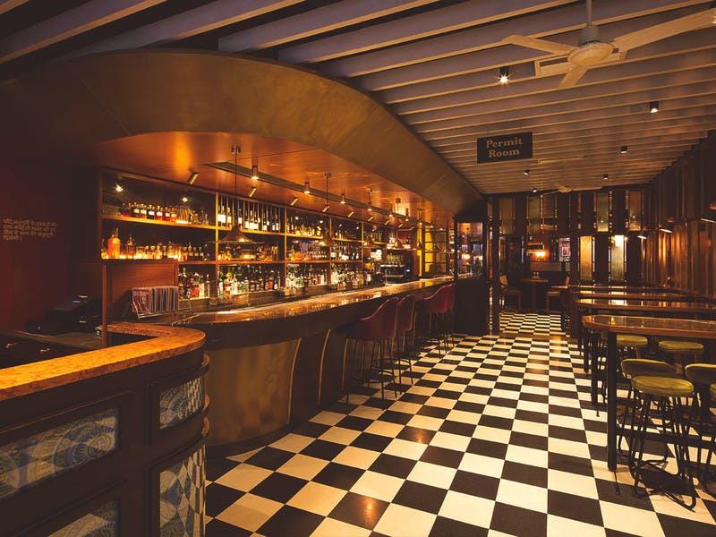 Dishoom Carnaby Indian Restaurant On Soho S Kingly Street