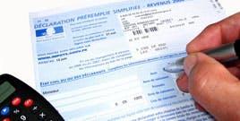 Disparition de la déclaration d'impôts papier
