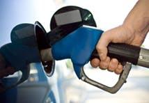 carburant en baisse