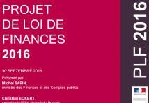 projet de Budget 2016