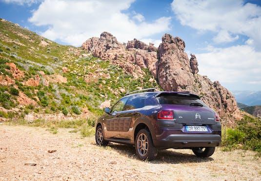 Assurance auto Citroën C4 Cactus