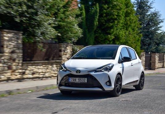 Prix assurance Toyota Yaris