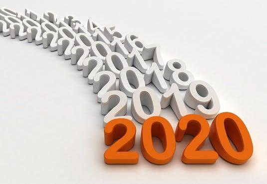 Le calendrier fiscal 2020