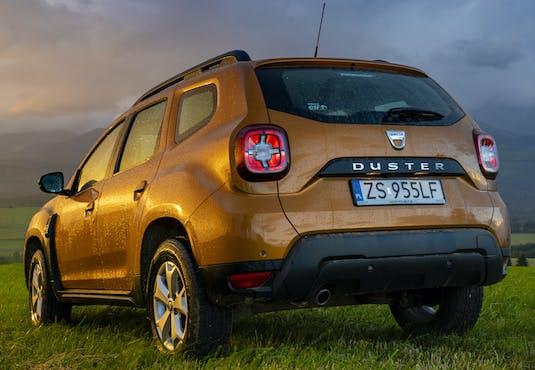 Prix assurance Dacia Duster