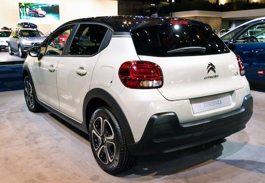 Prix assurance Citroën C3