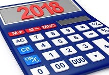 L'année blanche sur les revenus fonciers 2018