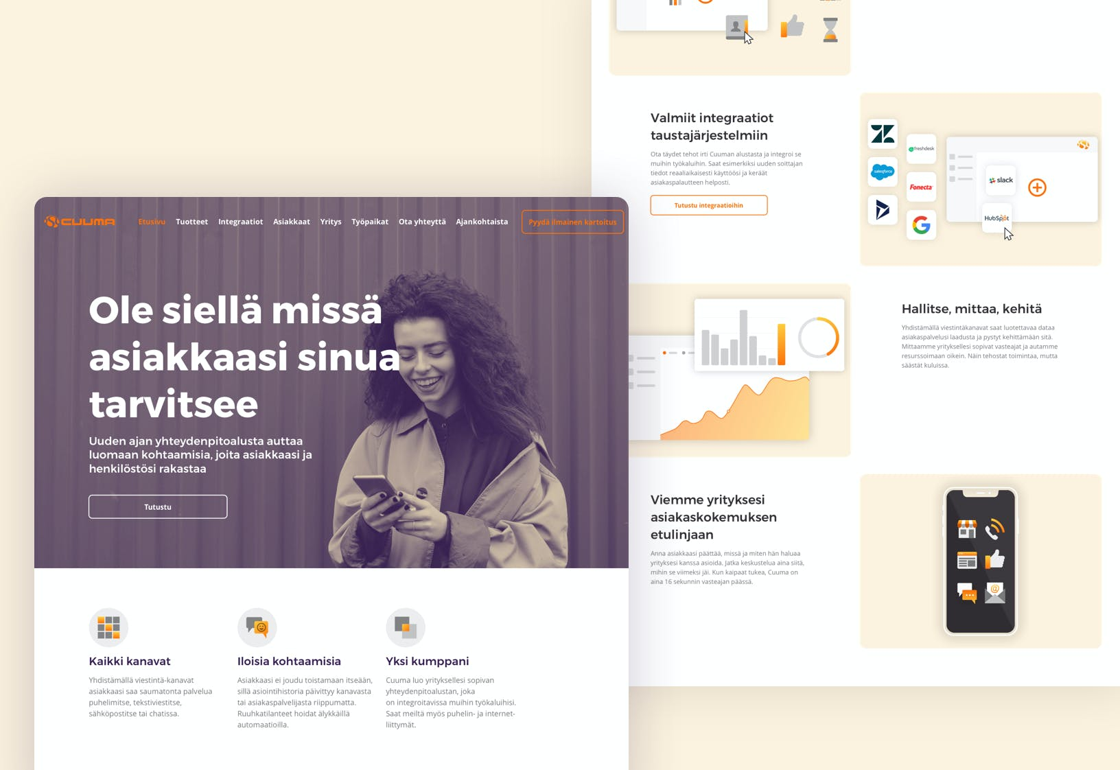 case image for Cuuma Communications