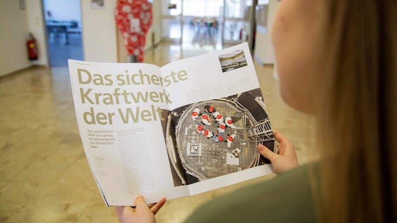 Führung AKW Zwentendorf