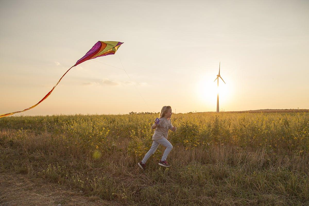 Windpark Prottes