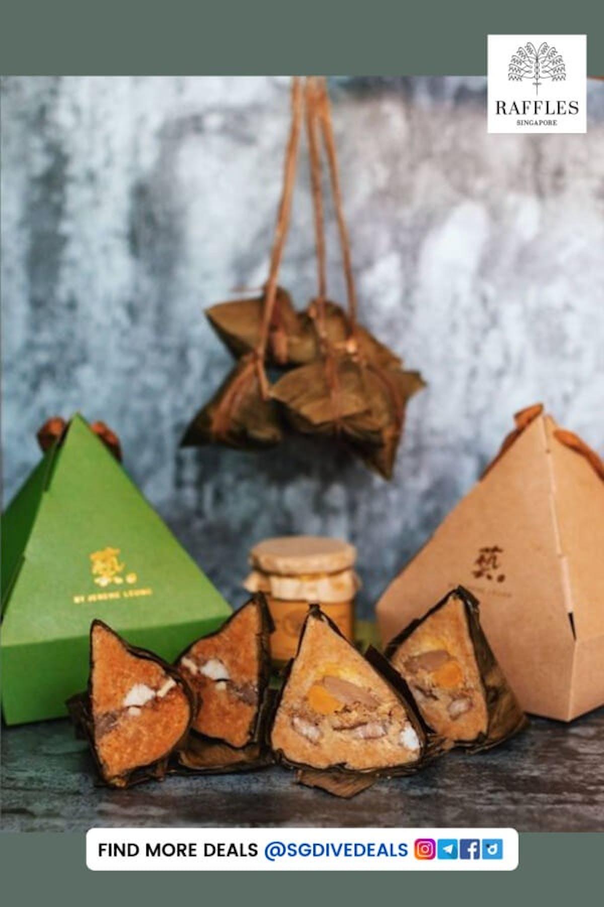 Jereme Leung's Rice Dumpling