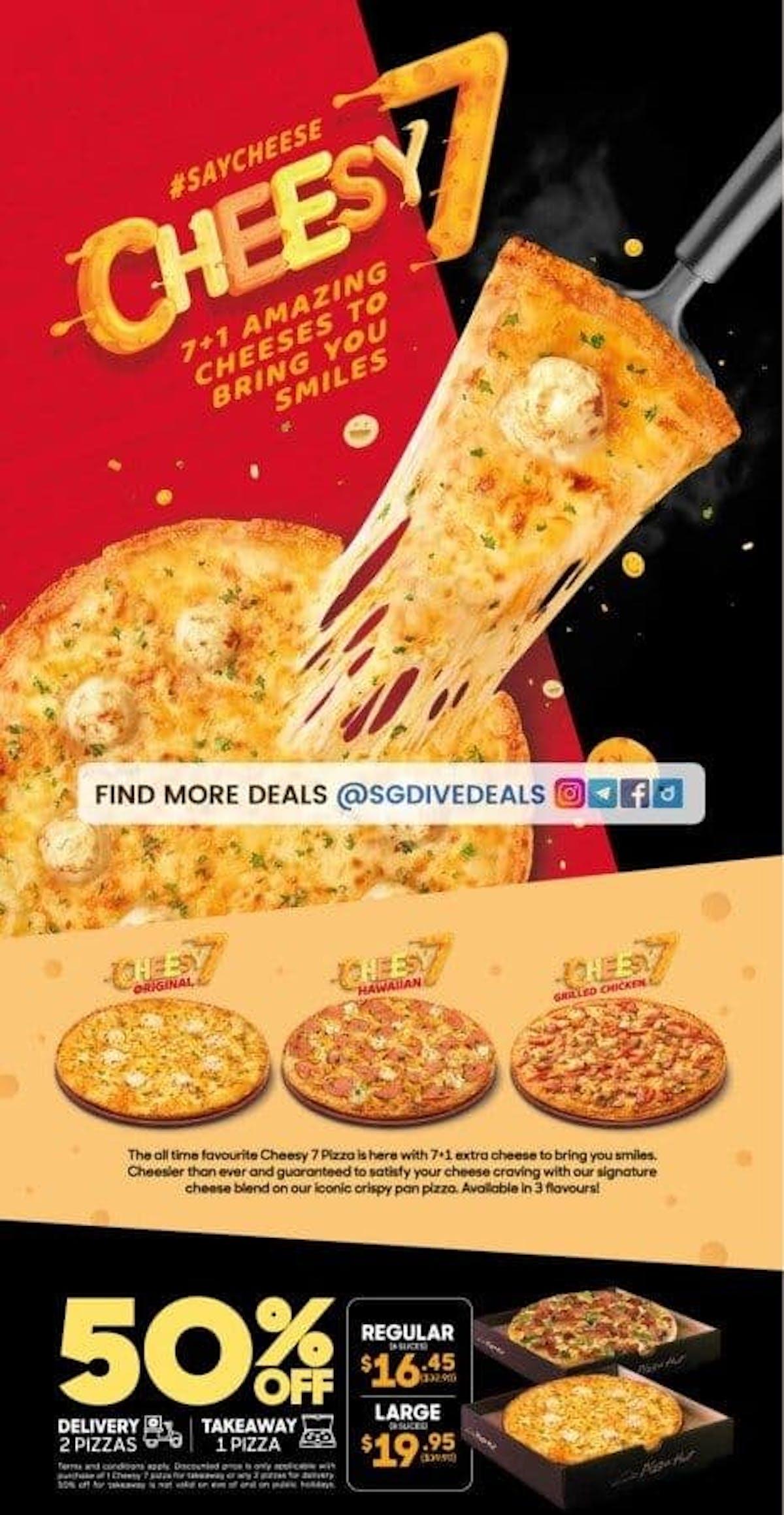 Pizza Hut Promo Deals