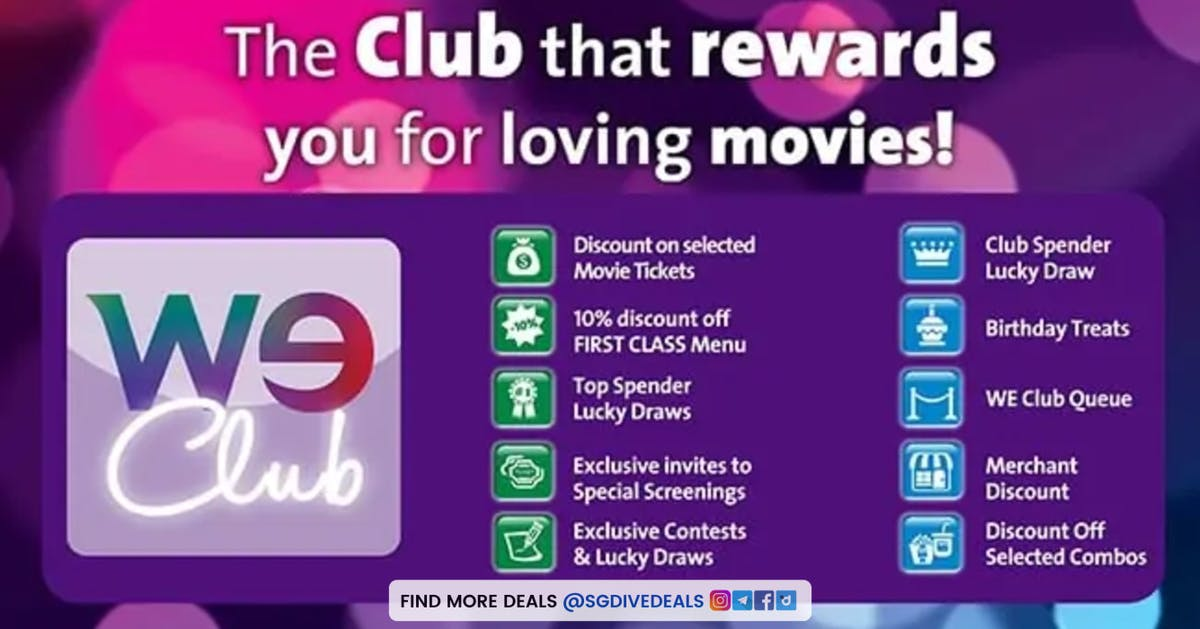 1-for-1 movie tickets, free movie tickets