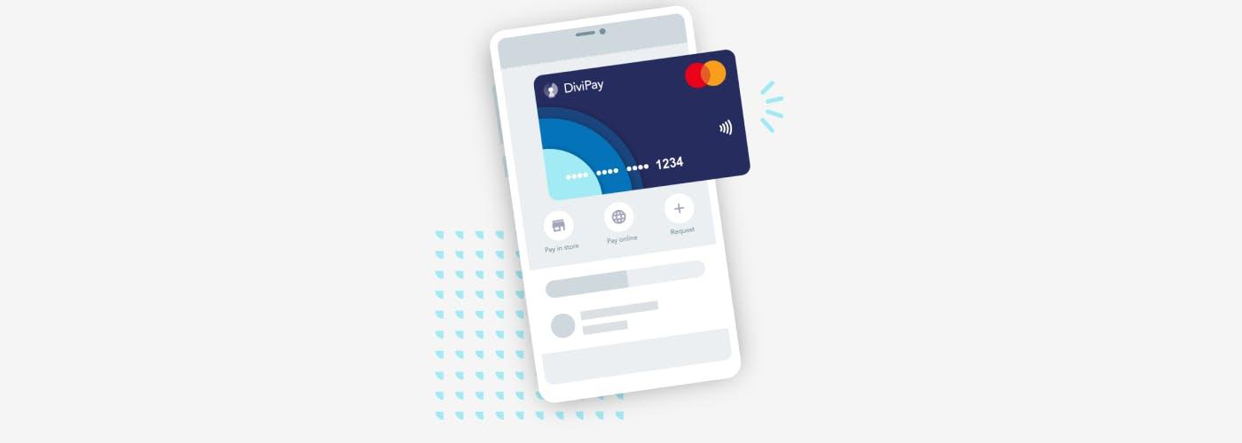 DiviPay virtual card