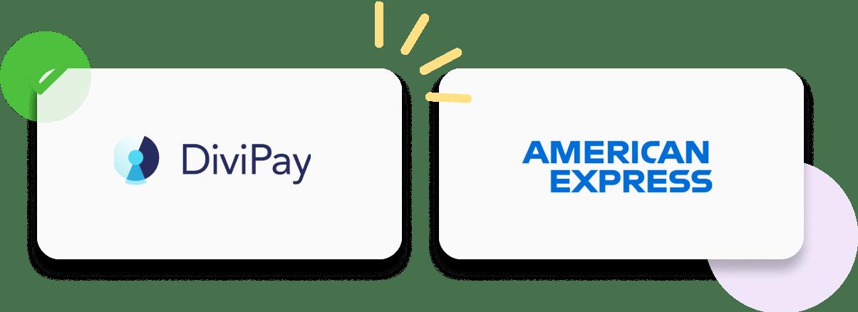 DiviPay vs Amex