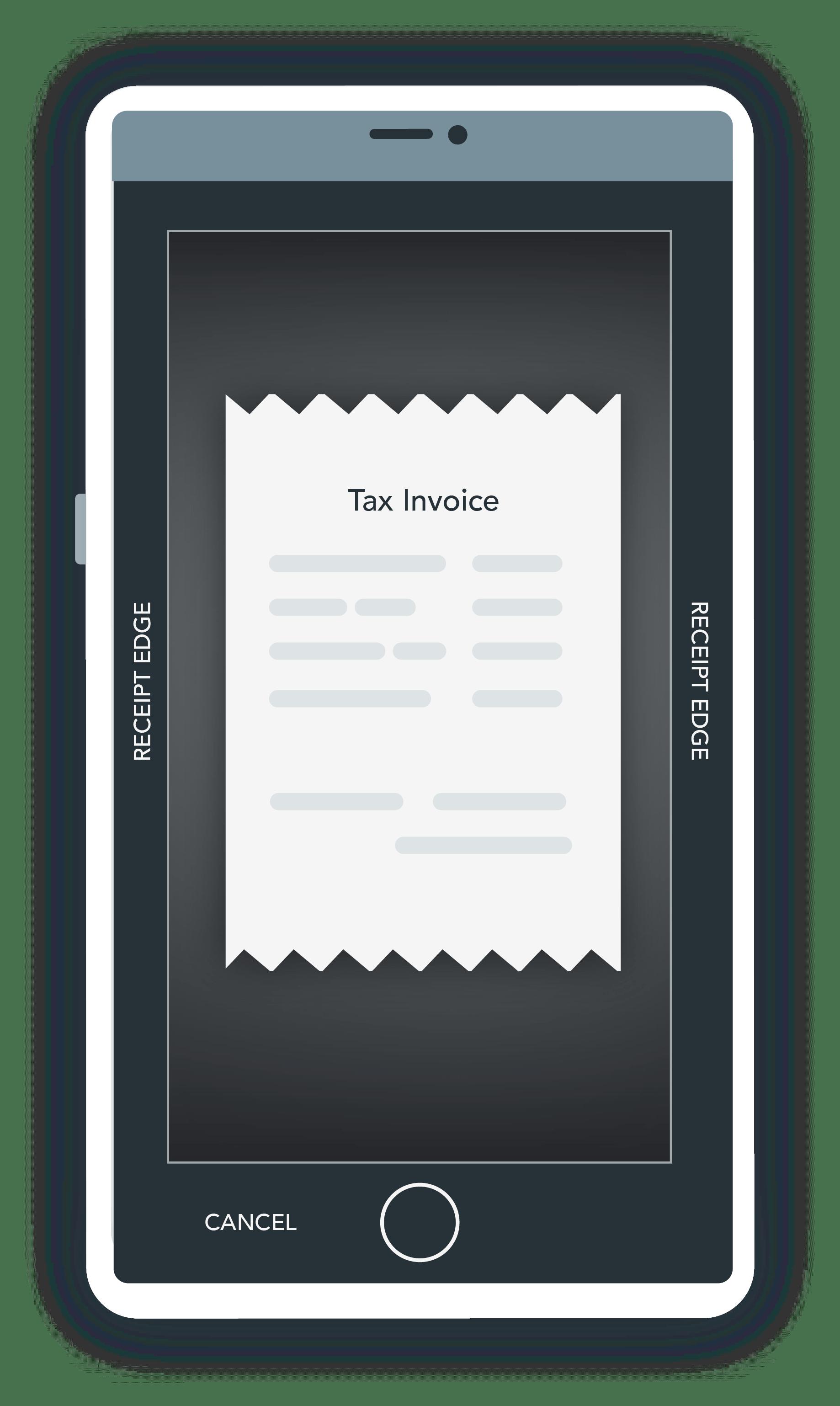 Capture transaction receipts