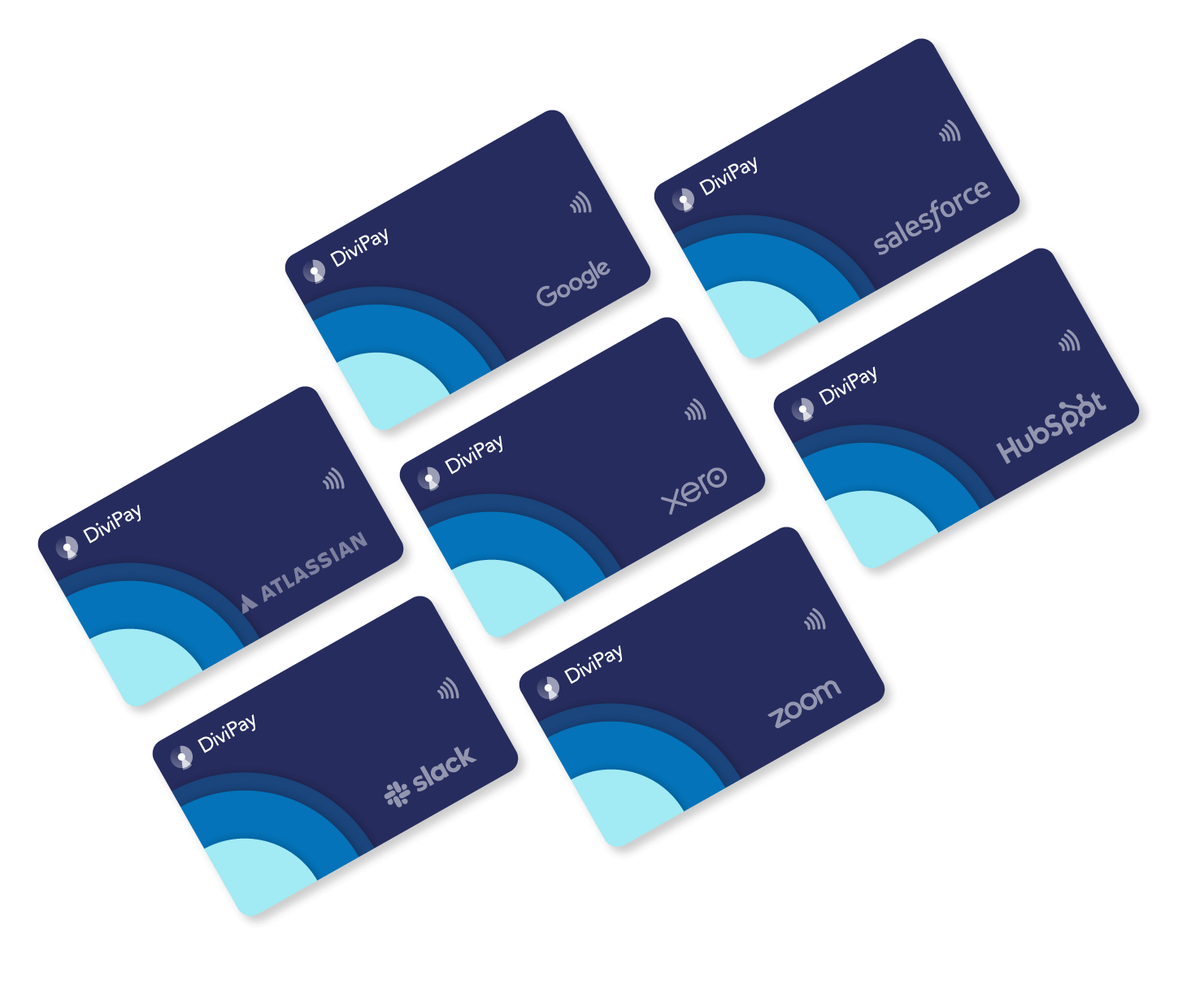 DiviPay virtual cards for startups