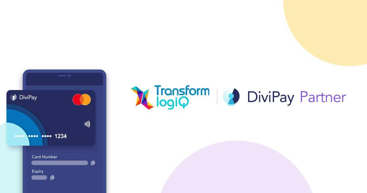 Welcome Transform LogiQ - DiviPay's Newest Certified Partner