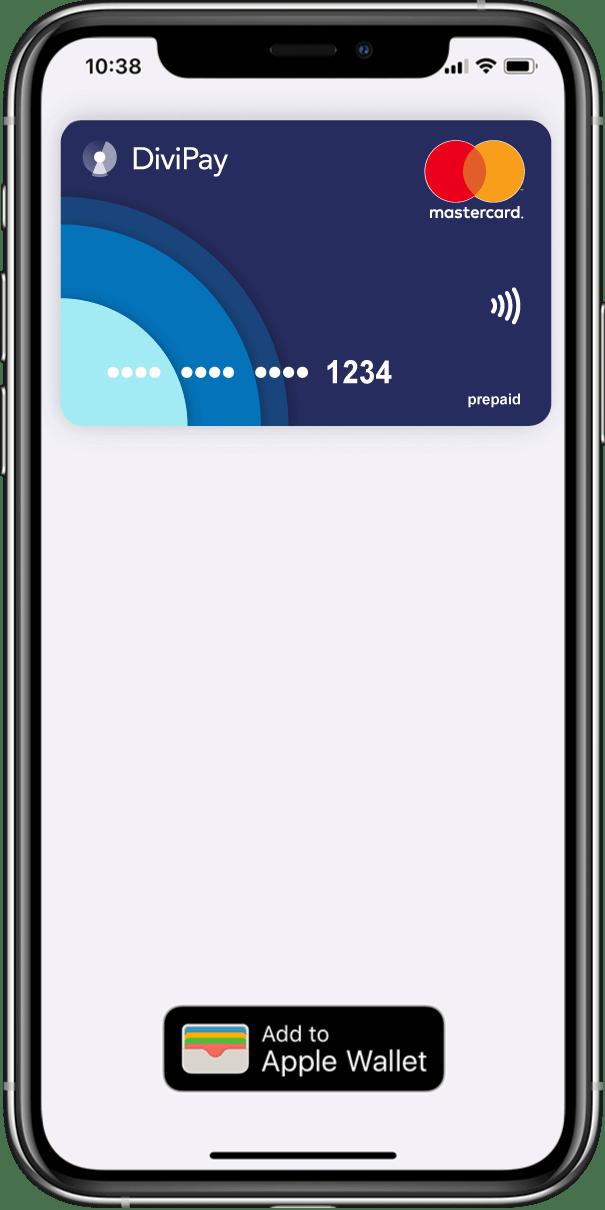 Apple pay step 1