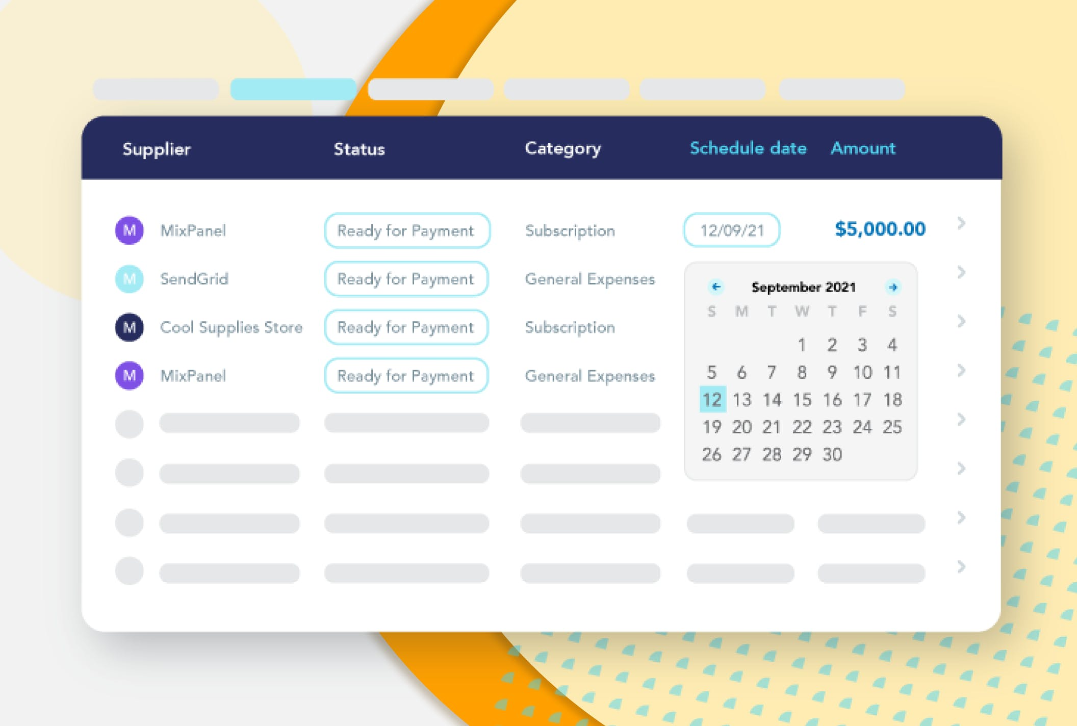 DiviPay Automatic Bill Payment