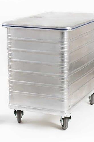 Ein Container der grösse RW 500 von documentus Köln.