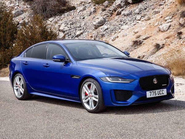 Jaguar XE Saloon