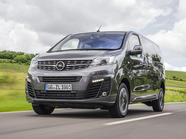 Opel Zafira MPV