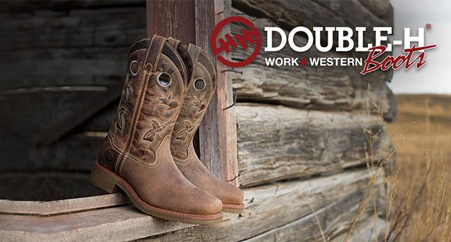 double aa western store