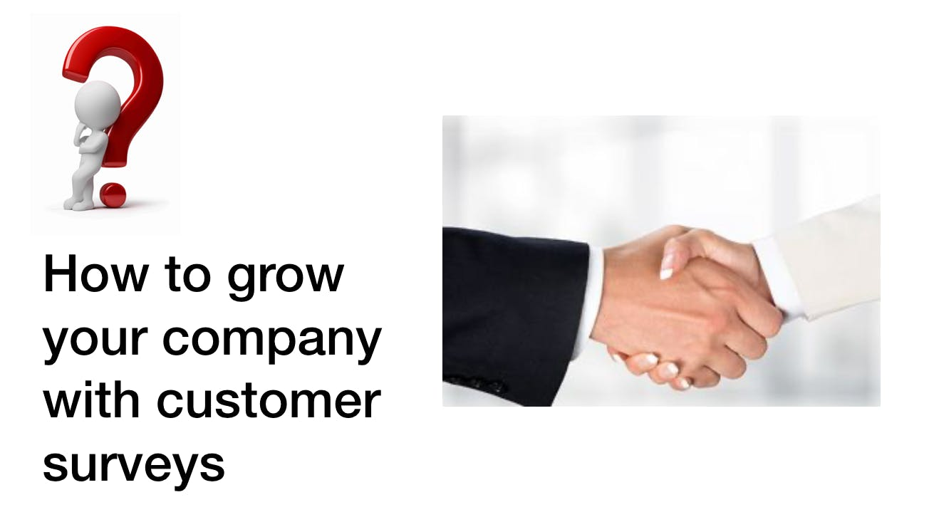 Typical corporate slideshow material with shaking hands picture