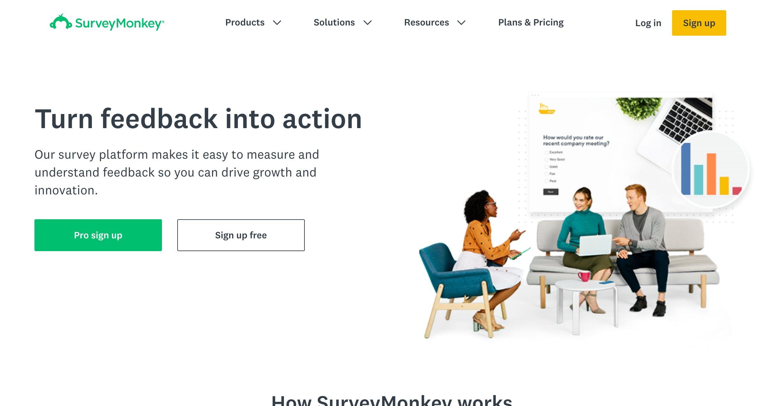 12 Alternatives To Surveymonkey For Your Survey Software April