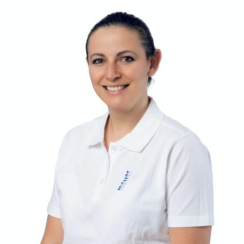 Christine Jörg, Dentalhygienikerin