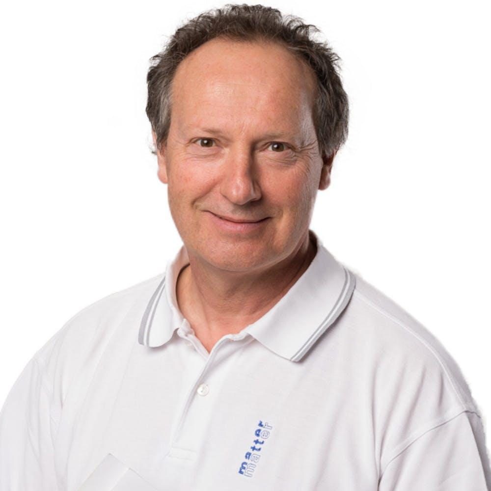 Dr. med. dent. Thomas Matter, Kieferorthopäde SSO