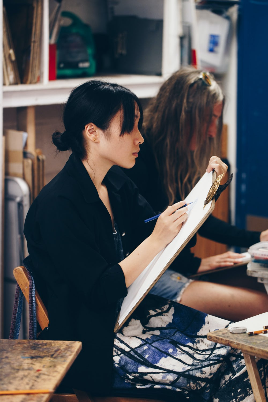 Life Drawing at the Draw Studio