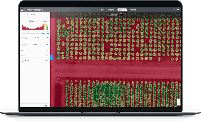 DroneDeploy for Agriculture