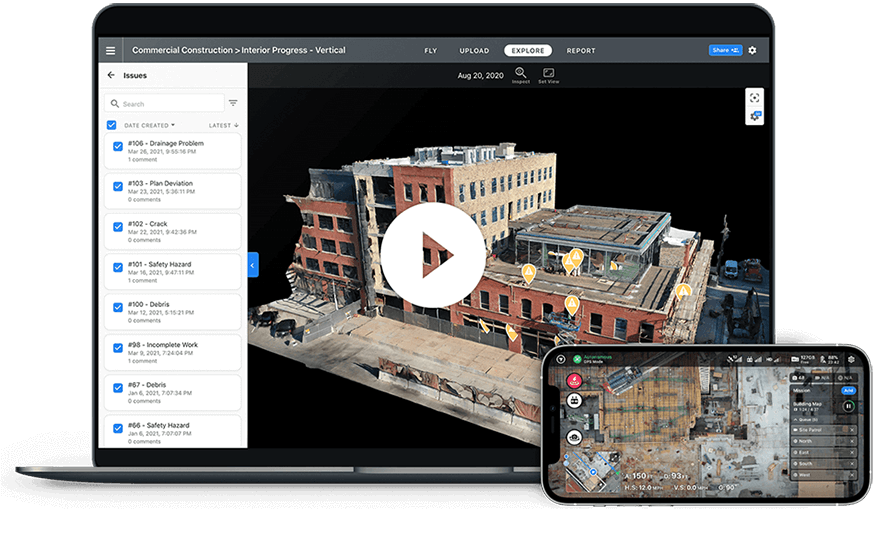 Give your operations an upgrade with DroneDeploy