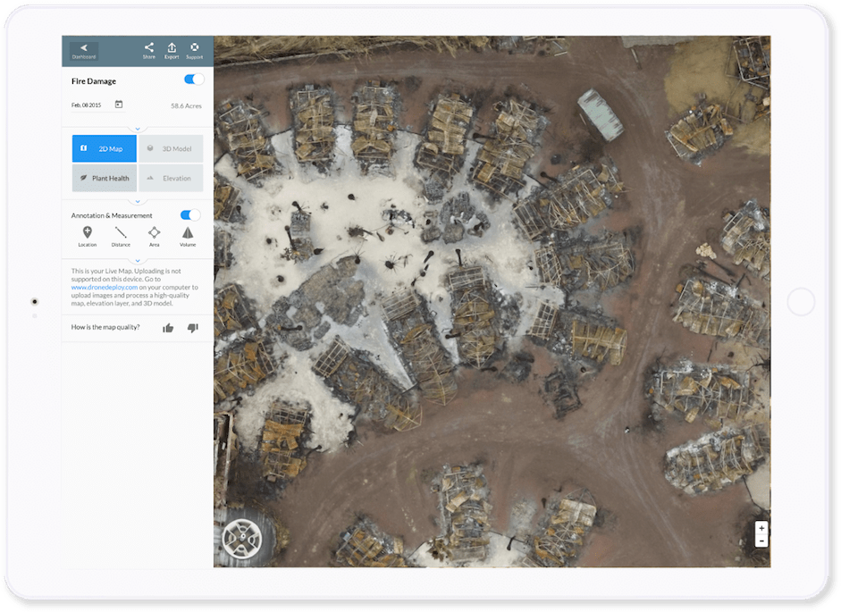 Live Map | DroneDeploy