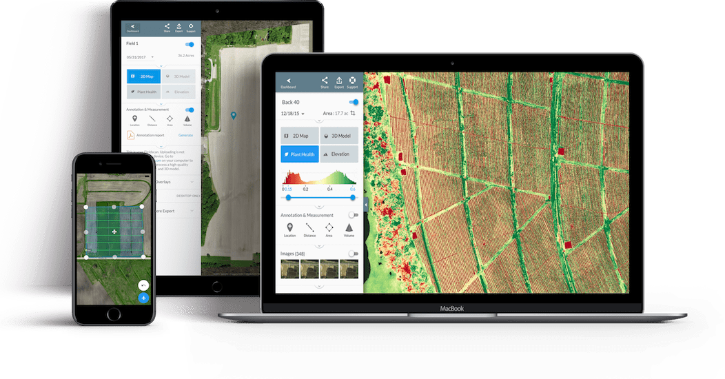Drone Software for Agriculture | DroneDeploy