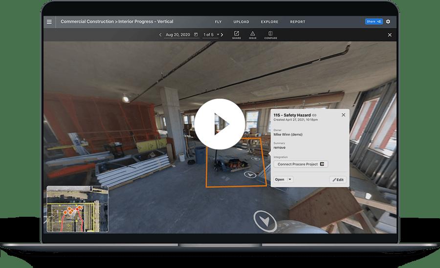 360 Virtual Walkthrough