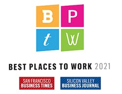 San Francisco Business Times - Top 10 Best Places to Work