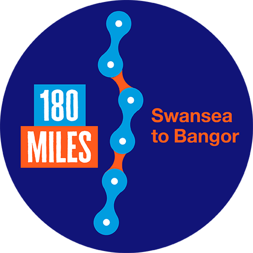 180 miles