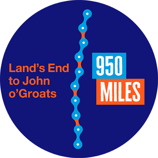 950 miles