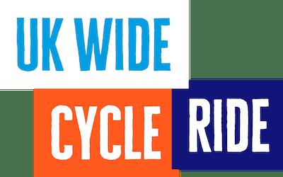 UK Wide Cycle Ride logo