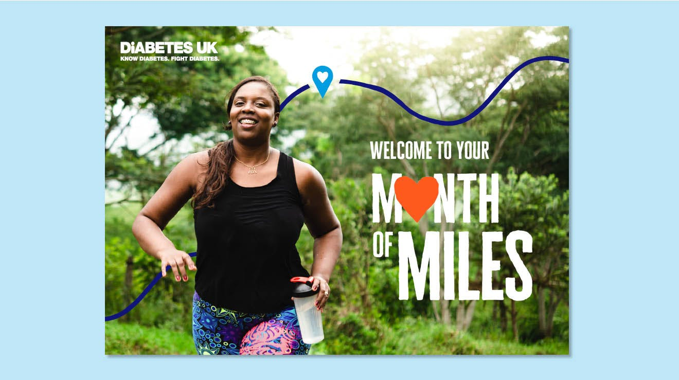 Month of Miles Welcome Pack
