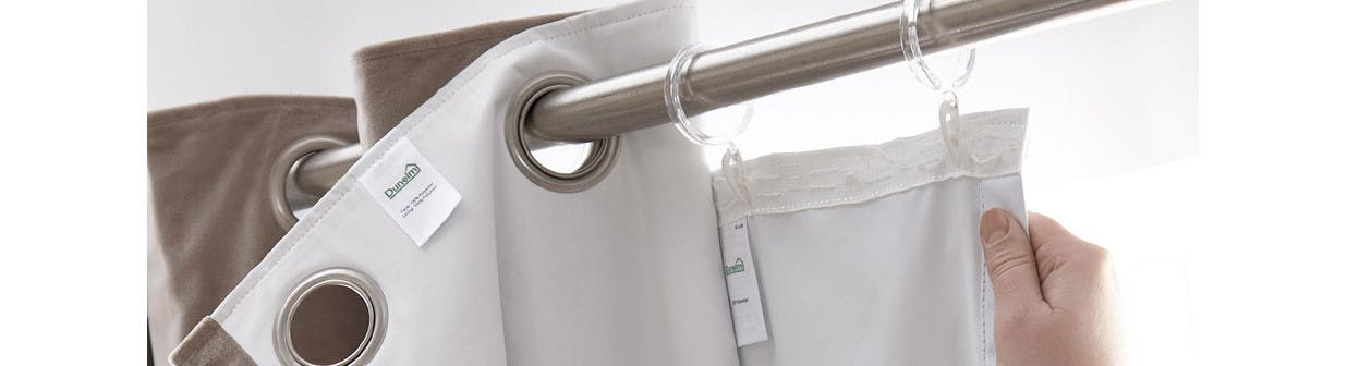 How to Hang Curtain Linings