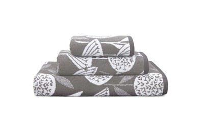 Elements Emmott Grey Towel
