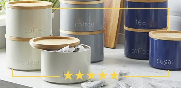 """""""Elegant, space saving and it looks just perfect on the worktop."""""""