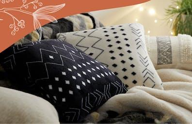 Snuggle up for premium sofa naps